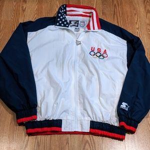 Starter USA Olympic Team Jacket